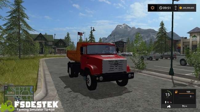 Photo of FS17 – Zil MMZ 45085 V1