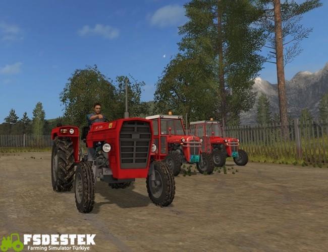 Photo of FS17 – IMT 540 Deluxe Traktör V1