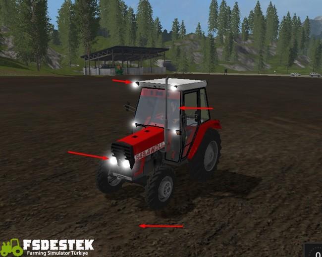 Photo of FS17 – IMT 549 4WDLI Traktör V1.2