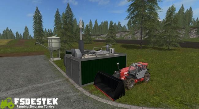Photo of FS17 – Yerleştirilebilir Biyogaz Hofanlage V1