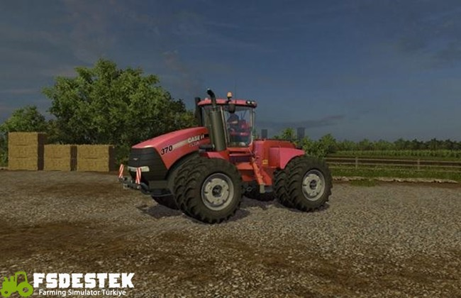 Photo of FS17 – Case IH 370 Steiger Traktör V1.1.0.0