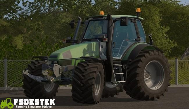 Photo of FS17 – Deutz-Fahr 120 Traktör