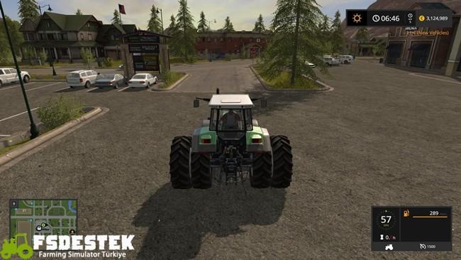 Photo of FS17 – Deutz-Fahr 661 Hızlı Traktör V1