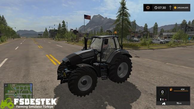 Photo of FS17 – Deutz-Fahr 7 Serisi Traktör V1