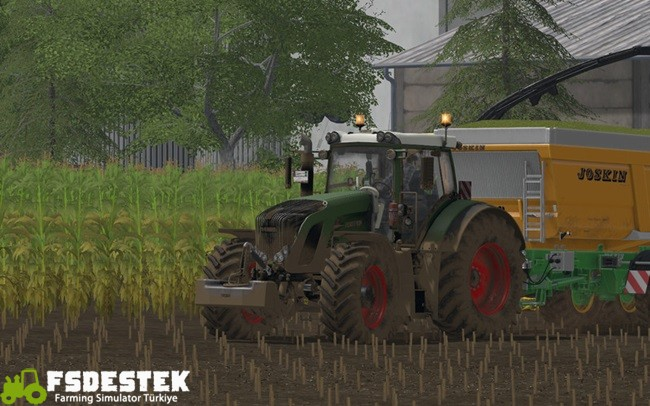 Photo of FS17 Fendt 936 Vario Traktör V 1.1.1.1
