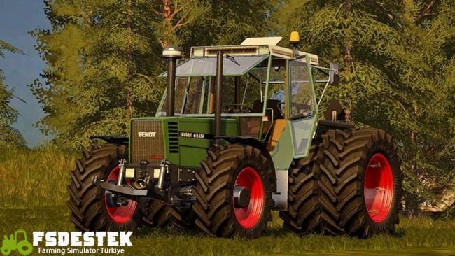 Photo of FS17 – Fendt Favorit 615 LSA Traktör V2