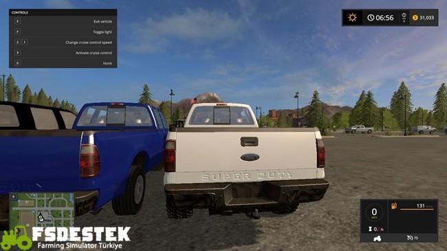 Photo of FS17 – Ford Pickup V1