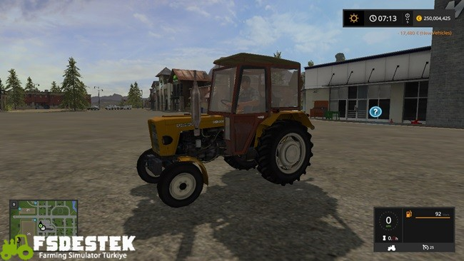 Photo of FS17 – Ursus C385 Traktör V2