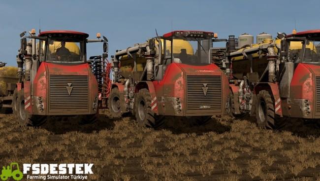 Photo of FS17 – Holmer Terra Variant 600 Eco Paketi V 2.6.1