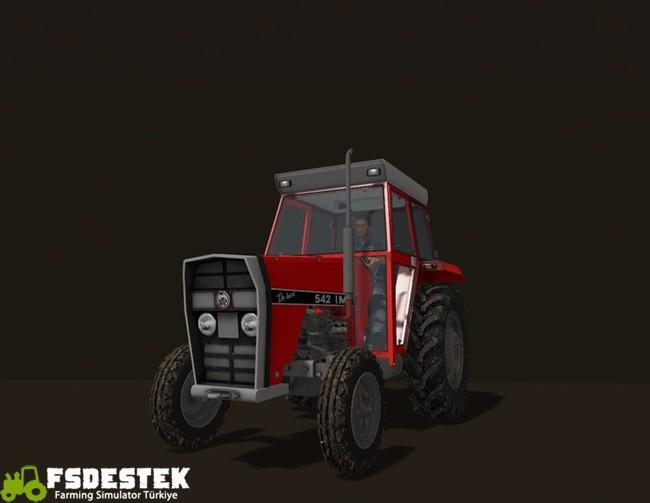 Photo of FS17 – IMT 542 Traktör V1
