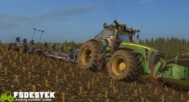 Photo of FS17 – John Deere 8530 Traktör Yaması V2.2
