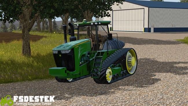 Photo of FS17 – John Deere 9RT Traktör