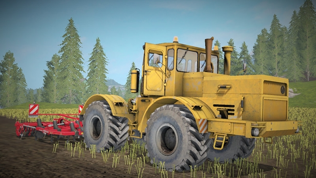 Photo of FS17 – Kirovets K-700 Traktör V3