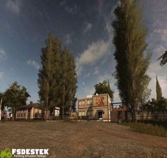 Photo of FS17 – Kolxoz Rasvet Çiftlik Haritası