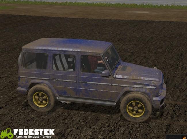 Photo of FS17 – Mercedes-Benz Araba Yaması V1.2