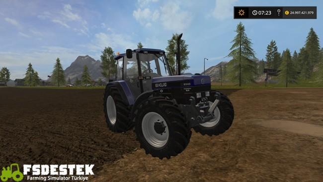 Photo of FS17 – New Holland 8340 Traktör V1