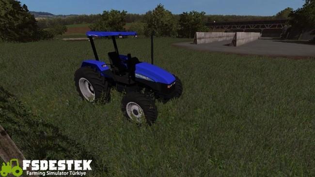 Photo of FS17 – New Holland TL95E Traktör V1