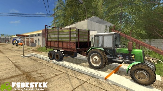 Photo of FS17 – PRT-10 Silaj Römorku
