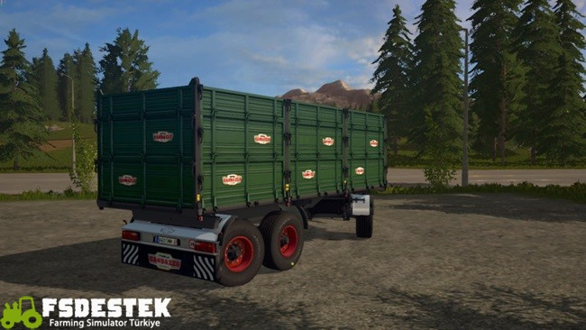 Photo of FS17 – Randazzo R270 PT Römork V 1.01.0