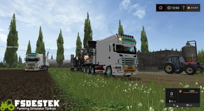 Photo of FS17 – Scania V8 Kamyon Modu Beta