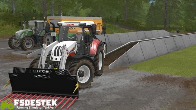 Photo of FS17 – Steyr Profi CVT Traktör V 1