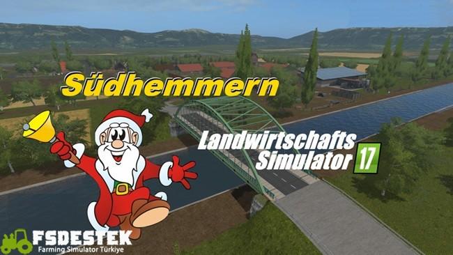 Photo of FS17 – Sudhemmern Çiftlik Haritası V1