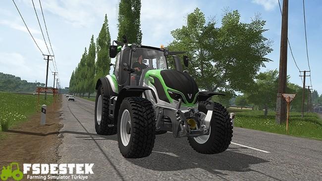 Photo of FS17 – Valtra T234 WR Traktör