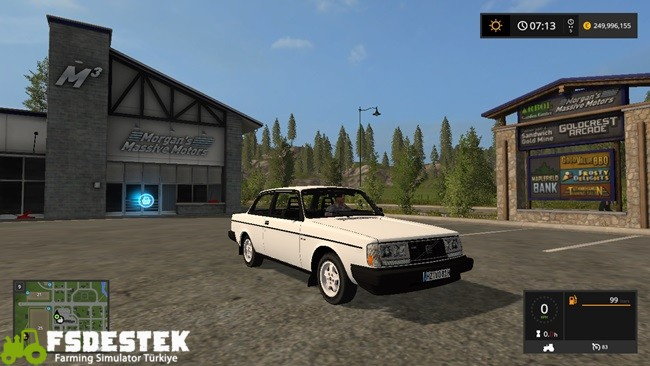 Photo of FS17 – Volvo 242 Turbo Araba Yaması