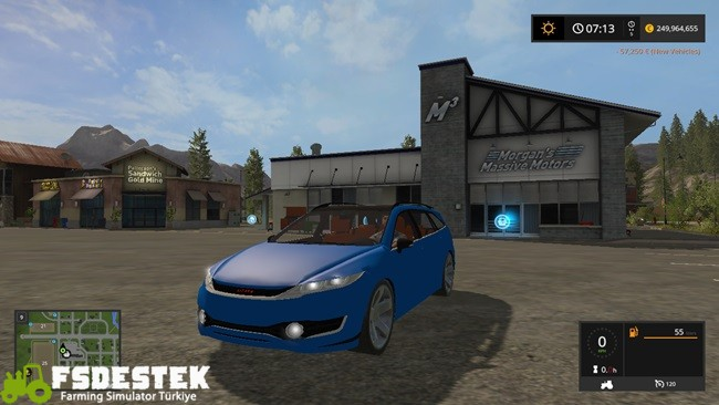 Photo of FS17 – Volvo V40 Araba Yaması