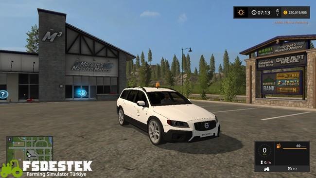 Photo of FS17 – Volvo XC 70 Araba Yaması V1