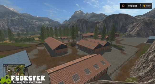 Photo of FS17 – Wats Çiftlik Haritası V1.3