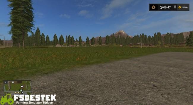 Photo of FS17 – Wonderworld Çiftlik Haritası V1