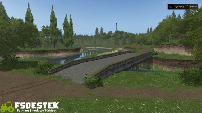 Photo of FS17 – Yerleştirilebilir Sosnovka Köprü V1