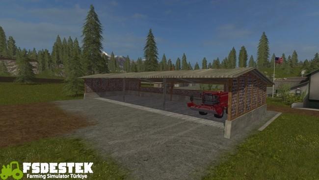 Photo of FS17 – Yerleştirilebilir Taştan Garaj Modu V1.1