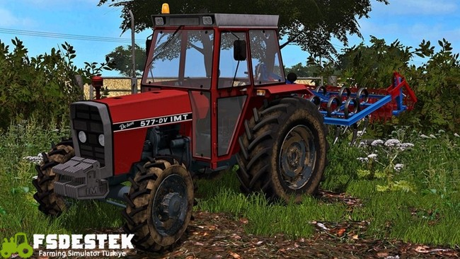 Photo of FS17 – IMT 577 DV Traktör V1