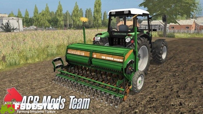 Photo of FS17 – Amazone D9 3000 Super Mibzer Yaması
