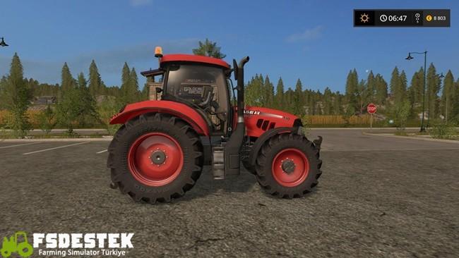 Photo of FS17 – Case Maxxum 140 MC Traktör V2