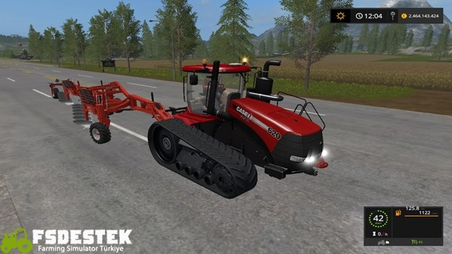 Photo of FS17 – Case IH Steiger Traktör V1.0.0.5