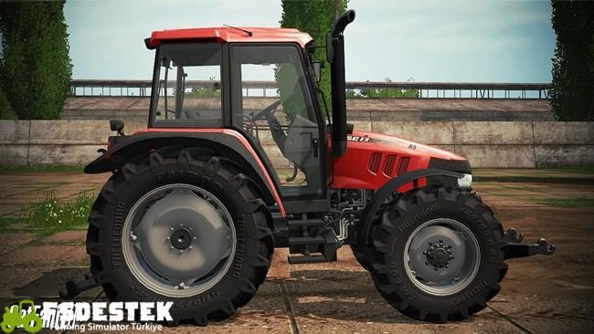 Photo of FS17 – Case JXU Traktör