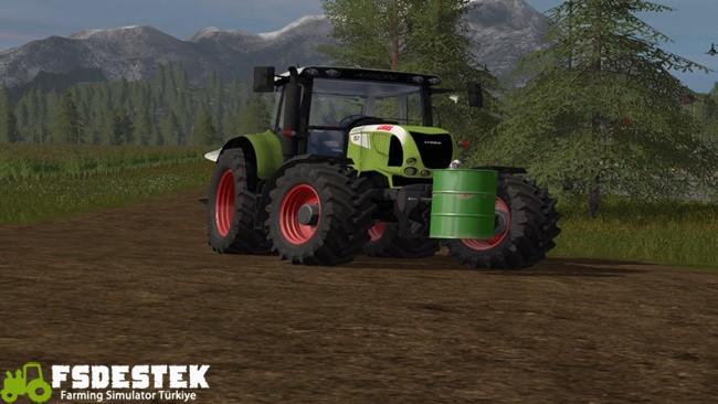 Photo of FS17 – Claas Arion 620 Traktör V1.2
