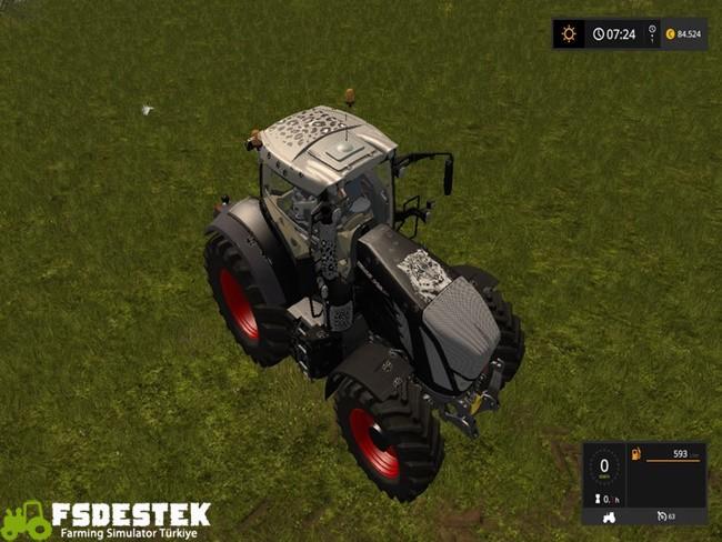 Photo of FS17 – Fendt 900 Siyah Traktör V1.0.0.0