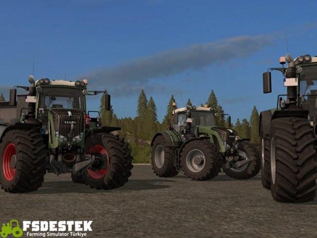 Photo of FS17 – Fendt 900 Vario Traktör V2
