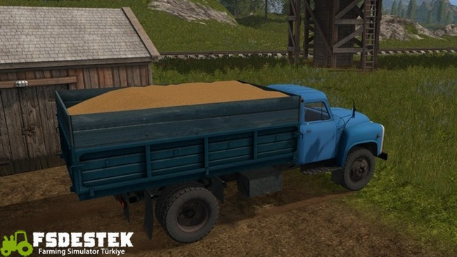 Photo of FS17 – Gaz 53 Mavi Kamyon V1