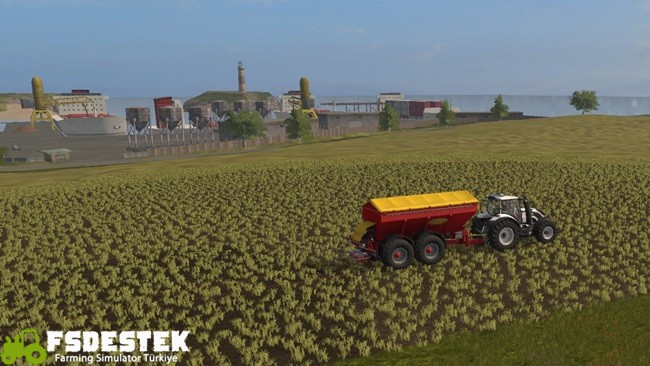 Photo of FS17 – Farming Simulator 2009 Haritası