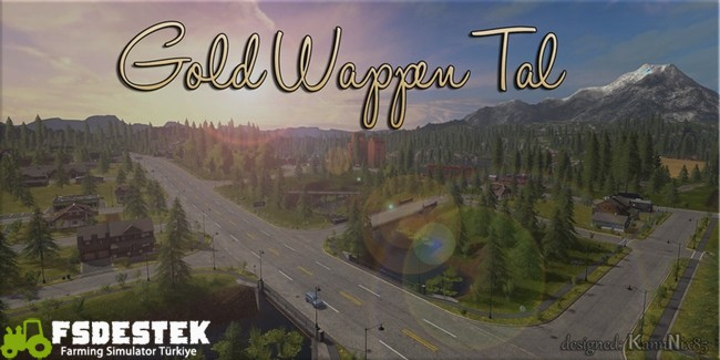 Photo of FS17 – Gold Wappen Tal Çiftlik Haritası V1 Beta