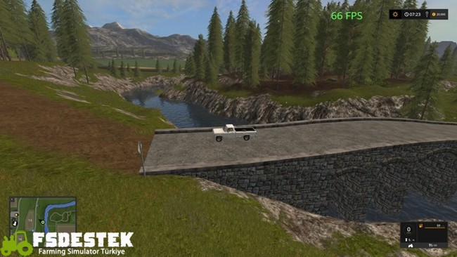 Photo of FS17 – Goldcrest Amerika Haritası V 1.7