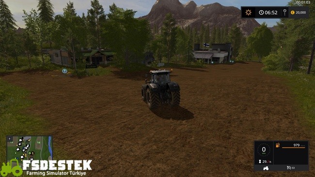 Photo of FS17 – Goldcrest Valley Harita Yaması V1