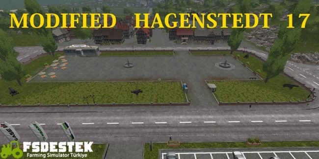 Photo of FS17 – Modifiyeli Hagenstedt Harita Yaması V1
