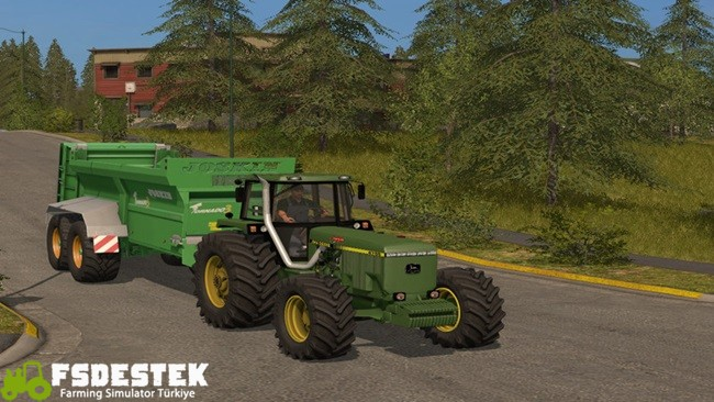 Photo of FS17 – John Deere 4755 Traktör V1