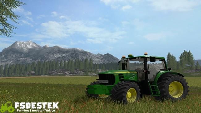 Photo of FS17 – John Deere 7430 Premium Traktör V 1.2